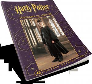 Harry Potter : Portraits de légendes