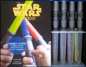 Star Wars Cookbook : Sabres glacés et délices givrés