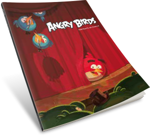 Angry Birds, portraits de famille