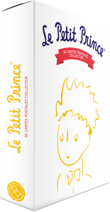 Le Petit Prince - Coffret de 50 cartes postales