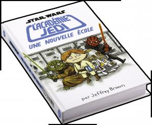 Star Wars : L'Académie Jedi : Vol. 1 : Une nouvelle école