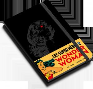Les Super-héros DC Comics : Wonder Women : Carnet ligné