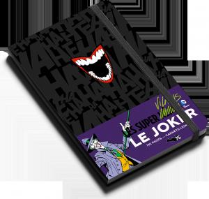Les Super-héros DC Comics : Le Joker : Carnet ligné