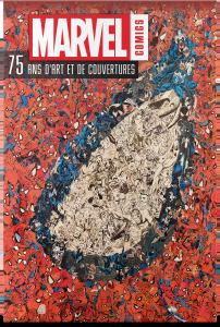 Marvel Comics, 75 ans d'art et de couvertures