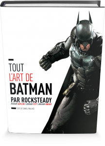 Batman Arkham Asylum : L'encyclopédie illustrée