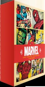 Marvel : 100 cartes postales vintage