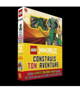Construis ton aventure : Lego Ninjago