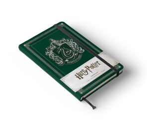 Carnet HP Serpentard