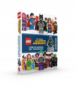 Lego DC Comics : L'encyclopédie des personnages