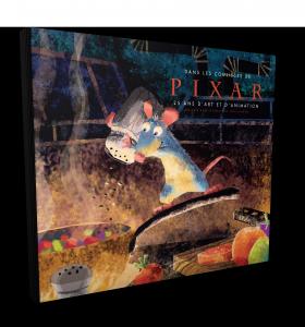 Dans les coulisses de Pixar : 25 ans d'art et d'animation